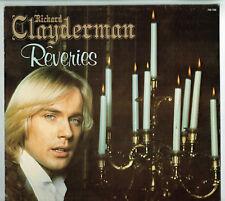 """33 tours Richard CLAYDERMAN Disque Vinyle LP 12"""" REVERIES - DELPHINE 700.036"""