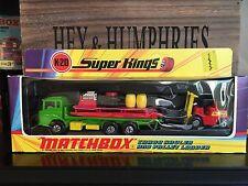 matchbox super kings K-20B-5.Version 2.Yellow OVP mint/mint from 1972