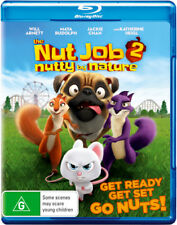 The Nut Job 2: Nutty By Nature  - BLU-RAY - NEW Region B