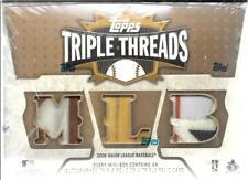 2008 TOPPS TRIPLE THREADS BASEBALL HOBBY MINI BOX