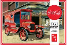 1:25 AMT 1024  - Coca-Cola 1923 Model T Delivery - Plastic Model Kit NEW