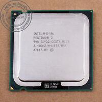 Intel Pentium D 945 3.4 GHz Dual-Core (SL9QQ SL9QB) Processor Socket LGA 775 CPU