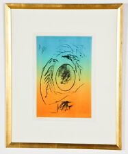 "Max Ernst, Rare  L/E Lithograph - ""Paramythes"".  Hand Signed by Artist"