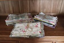 400g Fabric Scrap Bundle,Remnant,off cuts,Card Making,Crafts