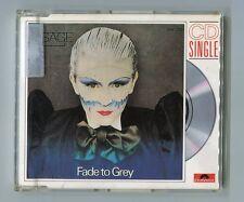 Visage - 3 INCH cd-single FADE TO GREY © 1988 POLYDOR # 885 873-3 the steps