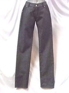 New Sequel Jeans By Quicksilver Size 28W 32L Skinny Leg Cotton Gray Black Wash
