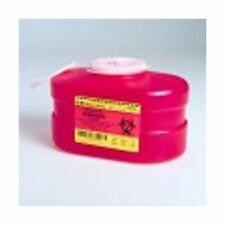 Multi Use Sharps Containers Collectors Regular Funnel Vented Cap Needles 33 Qt