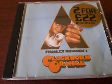 Various – Stanley Kubrick's A Clockwork Orange (Music From The Soundtrack) Cd