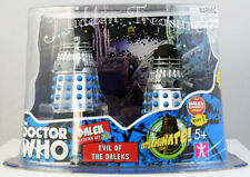 Doctor Who DALEK COLLECTOR SET #3 Evil of the Daleks BBC