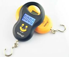 Hanging Scale 50Kg / 5g Digital BackLight Luggage Fishing Pocket Weight Kg Lb ok