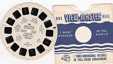Vintage Sawyer's Viewmaster Reel of Grand Canyon North Rim Arizona #36
