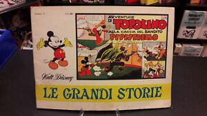 """Grandi storie Disney #12 """"Topolino alla Caccia del Bandito Pipistrello"""""""