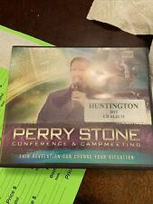 PERRY STONE CONFERENCE & CAMPMEETING * 2012 PROPHETIC SUMMIT * 10 Cds Huntington