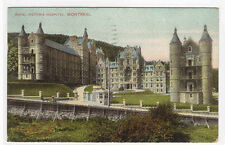 Royal Victoria Hospital Montreal Quebec Canada 1909 postcard