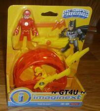 Imaginext DC Super Friends The Flash Wheel Lightning Bolt Justice League Batman