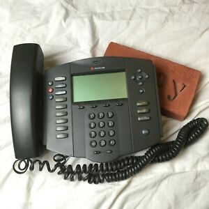 Polycom SoundPoint IP 501 SIP Phone Business VOIP