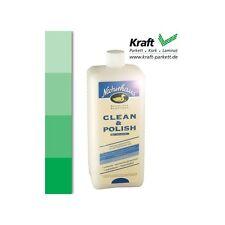 Naturhaus Clean & Polish 1L - Reinigung und Pflege von Holzoberflächen / 02300