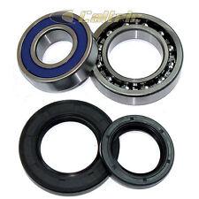 Rear Wheel Ball Bearings Seals Kit Fits YAMAHA BIG BEAR 350 YFM350 2WD 1996-1999