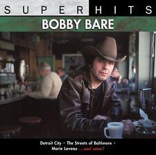 """BOBBY BARE, CD """"SUPER HITS"""" NEW SEALED"""