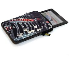 ABBEY ROAD DJ MIXING DESK DESIGNER IPAD TABLET CASE POUCH BAG SLEEVE NEW TAGS