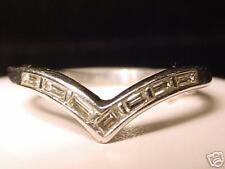 Ring! .50 Cts. Vs Dia. Estate Platinum & Diamond Ladies