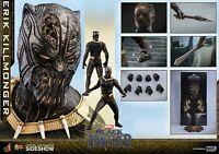 MARVEL: BLACK PANTHER – ERIK KILLMONGER 1/6 Action Figure 12″ HOT TOYS