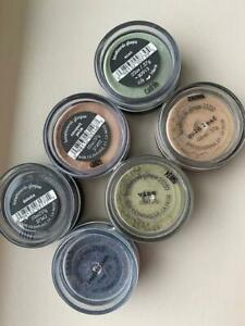 bareMinerals Glimmer Eye Color Shadow Choose Your Shade ~ Sealed .02 oz / .57 g