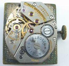 Paul Breguette Wristwatch Movement  -  Parts - Repair!