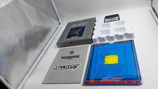 Jeu MB Vectrex Starship Star Ship complet