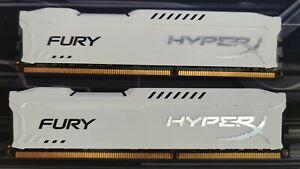HyperX FURY DDR3 16Go (2x 8Go)