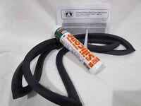 """Ash Drawer Seal Kit W// 3/' 3//4/"""" Rope Portage Main Outdoor Wood Boiler"""