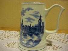 "Vintage ""London Pride"" J. H. Weatherby & Sons LTD, Hanley England Stein (Rare)"