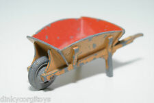 DINKY TOYS 105 B 105B BARROW WHEEL EXCELLENT CONDITION