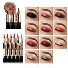 Shimmer Eyeshadow Pen Waterproof Metallic Eye Brighten Contour Shadow Stick