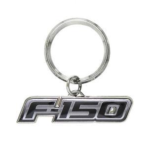 Ford F-150 Logo Metal Key Chain, Key Charm, Keychain for 2008 to 2014 F-150