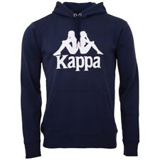 Kappa Unisex Hooded Sweatshirt navy 705322 821