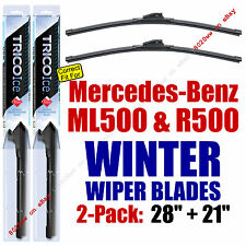 WINTER Wipers 2pk fit 2006-2007 Mercedes-Benz ML500 R500 35280/210