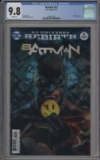 BATMAN #21 - CGC 9.8 - JASON FABOK LENTICULAR COVER - 1495438022