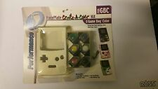 NEW  sealed faceplate creat a cover for the  gameboy color system Face plate