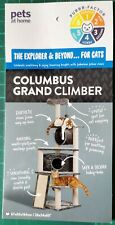 Columbus Grand Climber - Cat Tree - Pets at Home - Charity Sale - Bargain