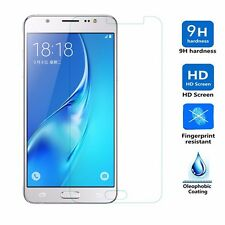 For Samsung Galaxy J5 2016 9H Tempered-Glass Film Screen Protect Guard Cover hj7