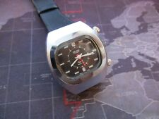 VINTAGE MENS   SICURA SIGNAL,,,,ALARM  MECHANICAL WATCH,,,  HAS ISSUES