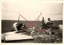 21542/ Originalfoto 9x6cm,  abgeschossener, französischer Bomber,1940