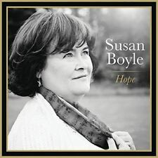 Susan Boyle - Hope - CD Album Damaged Case