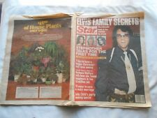 THE STAR Magazine-AUGUST 15,1978-SPECIAL ELVIS TRIBUTE-ONE YEAR LATER