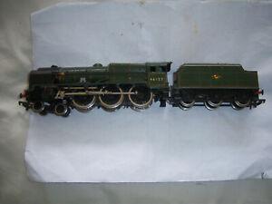 "Mainline OO Gauge 4-6-0 BR Green Patriot class ""OLD CONTEMPTIBLES"" 46217"