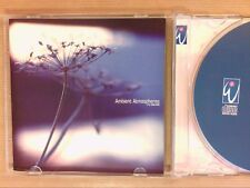 RARE CD COLLECTION DE WOLFE / AMBIENT ATMOSPHERES / MUSIC BY IAN BODDY