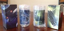 Star Trek Collectable Glasses Set Of 2 Kirk & Nero New In Box / 2008