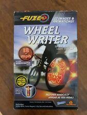 Fuze Wheel Writer-movimiento activada LED de luces de rueda para bici