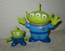 Disney Pixar Toy Story 3 Eyed Alien Figures  Lot of 2